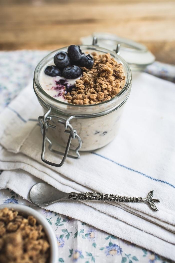 Blueberry Pie Overnight Oats 035